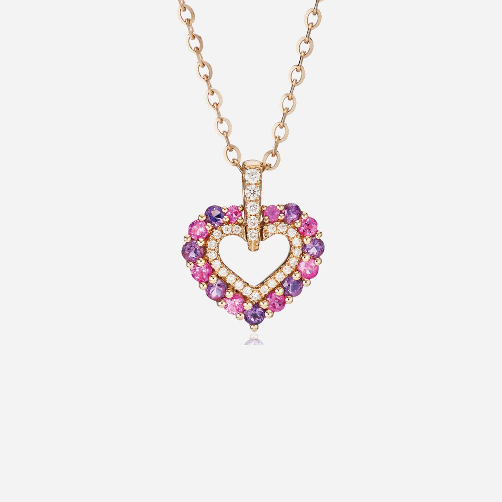 The Heart Of Intuition Pendant