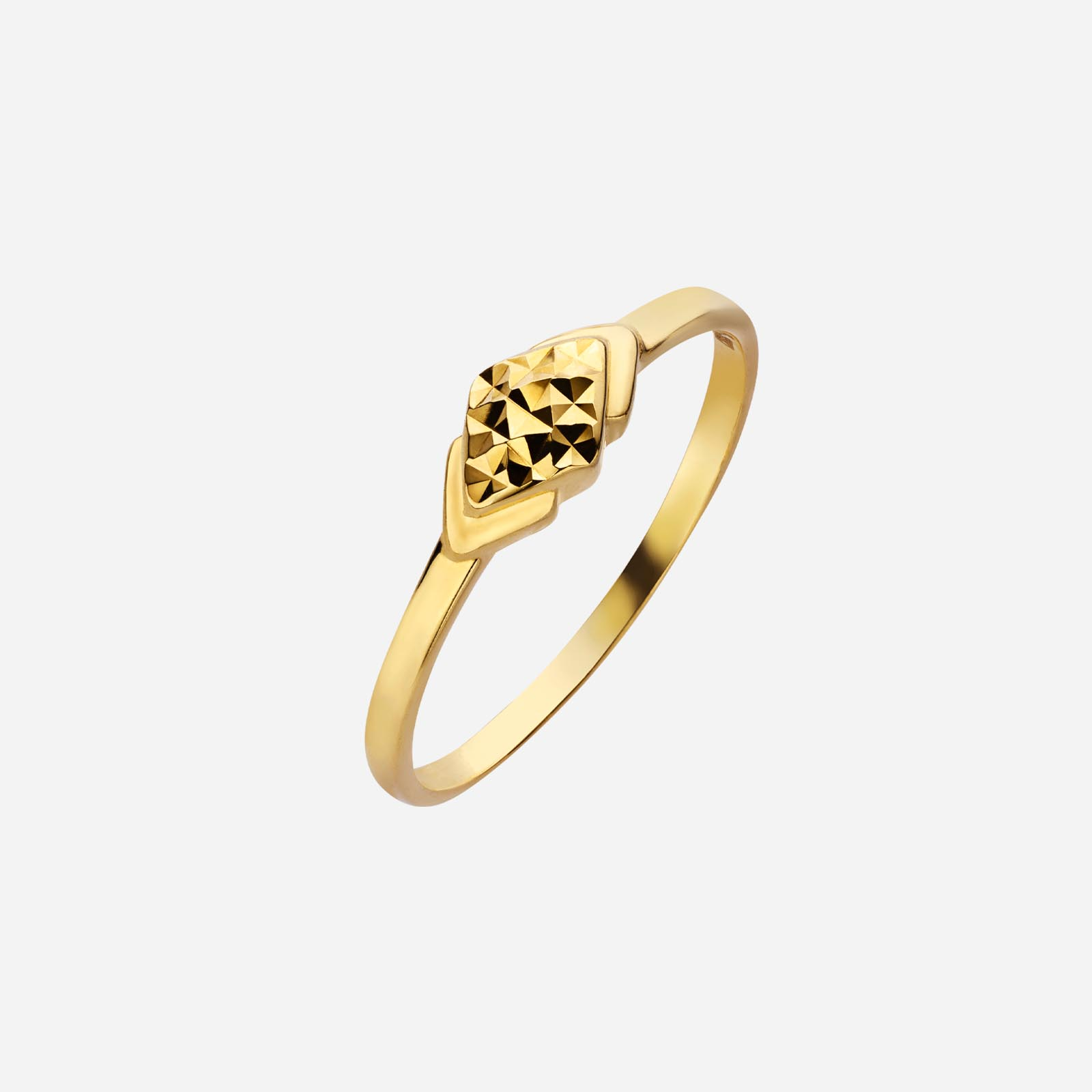 Facets of Love Ring