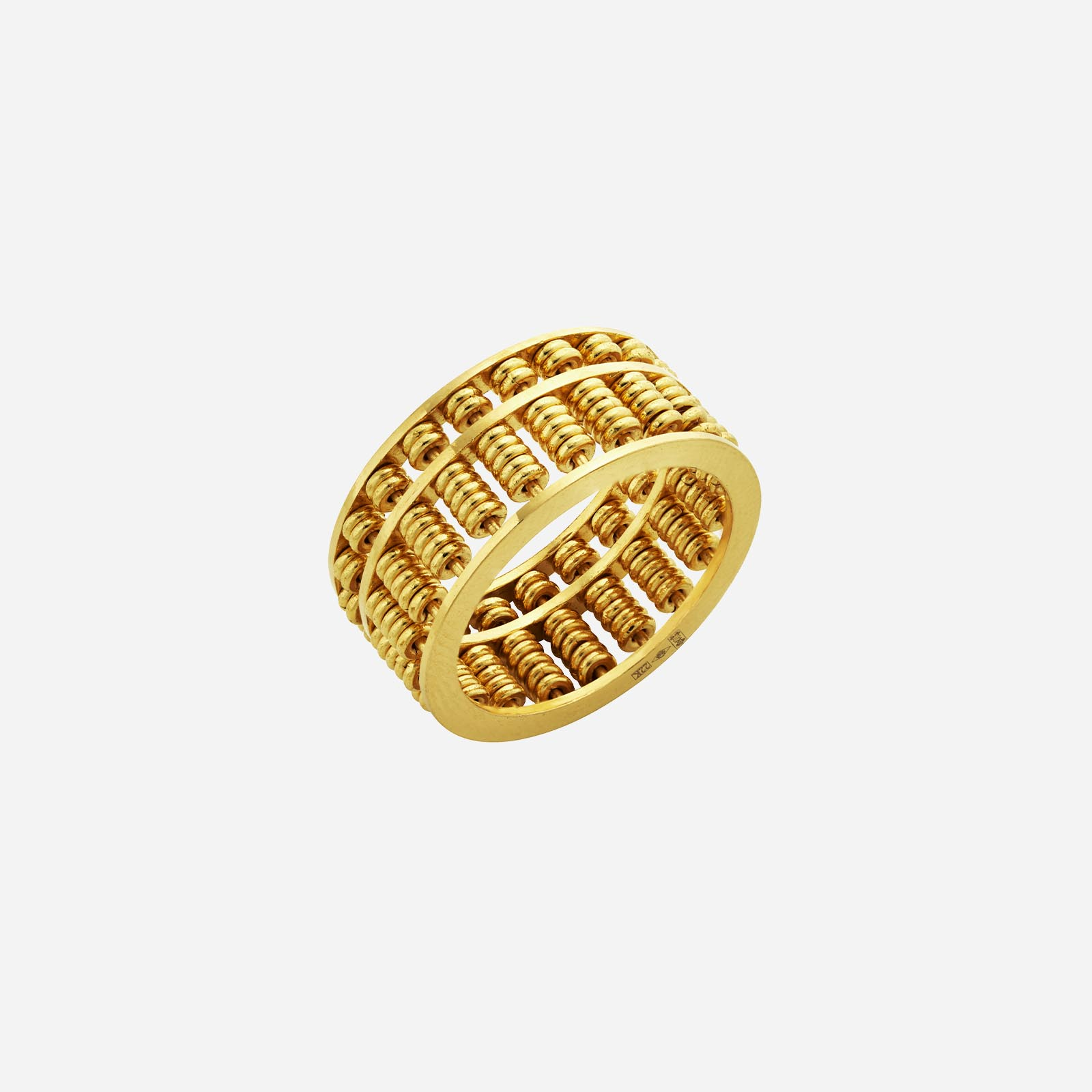 Abacus Ring (10mm)
