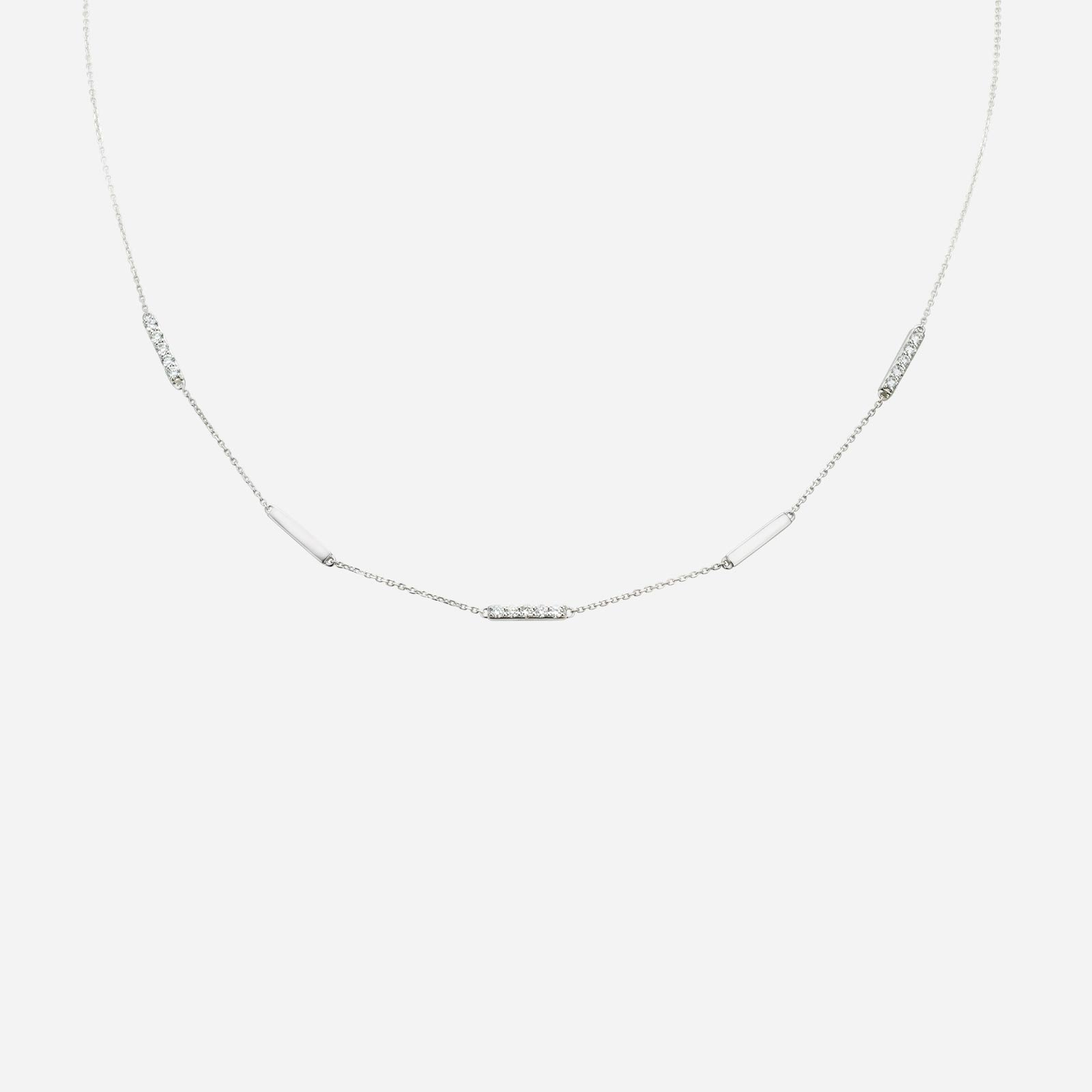 Freestyle Bar Necklace
