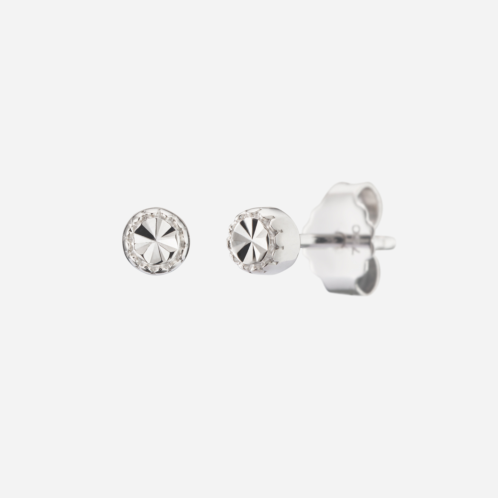 Classic Textured Earrings