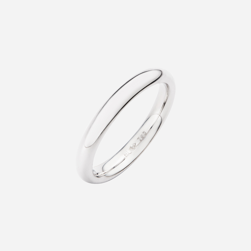 Classic Dome Band (3mm)